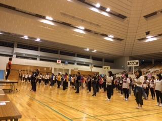 岡崎中央総合公園 総合体育館アリーナでの開催で天候の心配がありません   毎日 子育てお疲れ様です ストレス発散 楽しく競技を行ってください!