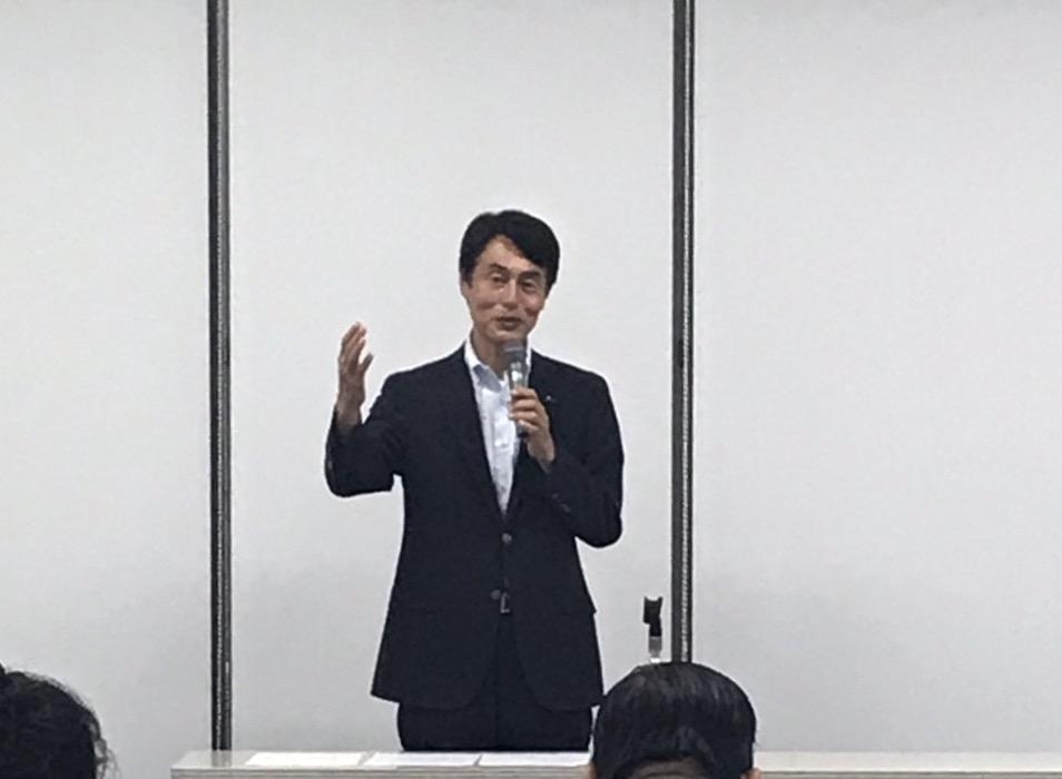 プラザりぶらで県政報告を行いました   りぶらでは少子高齢化 人口減少問題 愛知県岡崎市のこれからなど私のビジョンを含めて じっくりとお話させていただきました   ご清聴ありがとうございます!