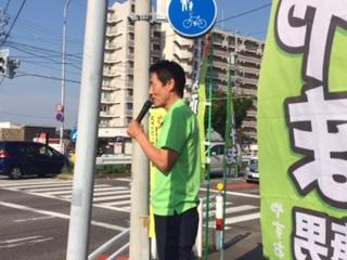 タートしました。ここも交通量が多いですね。愛知県は交通死亡事故多発を受け、2回目の多発警報を出しました。3日の時点で前年より多い129人です。特に高齢者の事故が目立ちます。