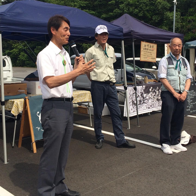 新東名岡崎東インターが出来て、これをチャンスと捉えてまちづくりを進めてまいります。 参加者数も増えつつあります。
